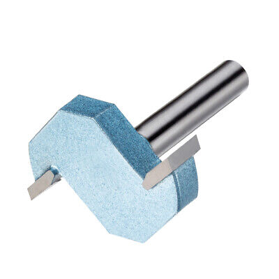 5/16-inch Cutting Depth T-Slot T-Track Slotting Router Bit Cutter 1/4-inch Shank