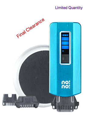 No! No! Hair Removal System Pro3 Blue-  Brand New and Sealed