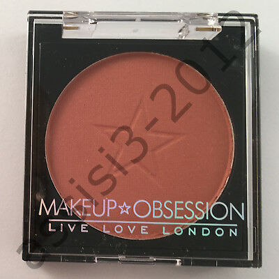 MAKEUP OBSESSION Blusher by Makeup Revolution in PERFECT B102 NEW Cruelty Free