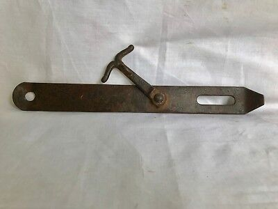 Antique Primitive Latch/Hasp ~ Priced Reduced