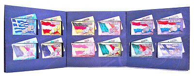 Serie Series 11 Carte Telefoniche Callings Cards Europa 2002 Limited Edition