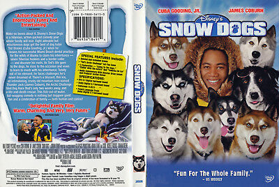 Snow Dogs (DVD, 2002) Cuba Gooding Jr., James Coburn Disney