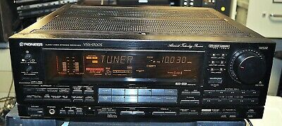 Pioneer Vsx-9700S A/v Am/fm Stereo Receiver Good Commercial Surplus