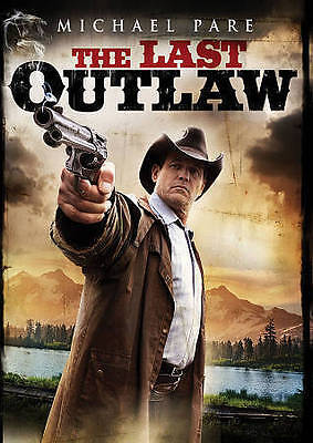 The Last Outlaw :The Hunt for Johnny Ringo DVD, 2014, Michael Paré, Sealed