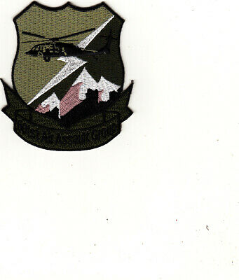 R.O.C. (Taiwan) Army Aviation 601st BDE 2ns Attack Helicopter Group Mint Patch.