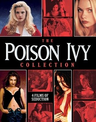 THE POISON IVY COLLECTION Blu-ray 4 Films 1 2 3 4 Lily Seduction Secret Society