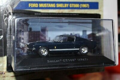 Ford Mustang Shelby GT500 1967 American Cars Ixo Altaya 1/43