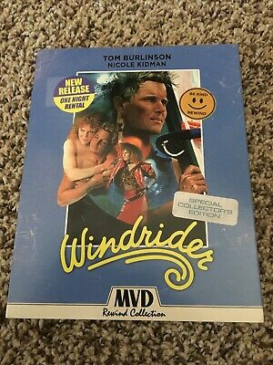 Windrider [Blu-ray] Special Edition MCD Rewind With Slipcase