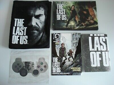 Lote Merchandising The Last Of Us Edicion Joel Edition Playstation 3