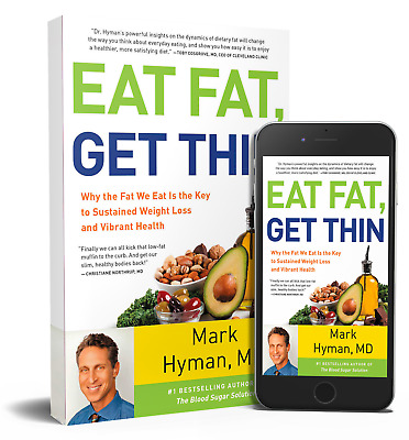 EBOOK Eat Fat, Get Thin: Why the Fat We Eat Is the Key to PDF EPUB MOBI DIGITAL