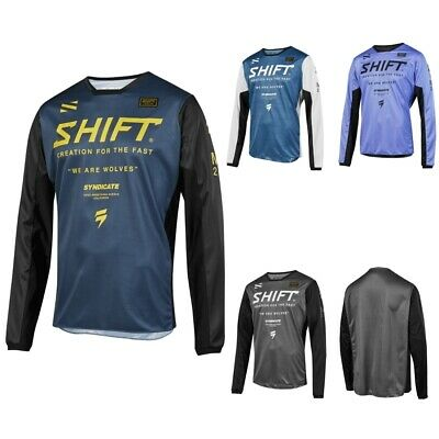 Shift WHIT3 MUSE MX Jersey Motocross Enduro Cross Shirt