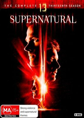 NEW Supernatural DVD Free Shipping