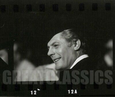 Marcello Mastroianni 8 1/2 Iconic Candid Contact Sheet Photograph Peter Basch