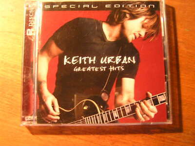 "Keith Urban ""greatest Hits""   Double Cd"