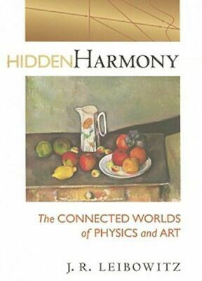 NEW Hidden Harmony By J.R. Leibowitz Hardcover Free Shipping