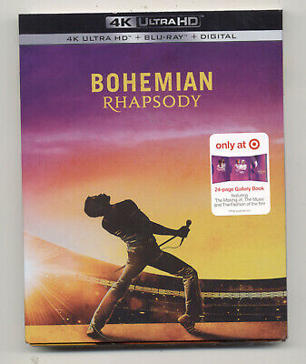 Bohemian Rhapsody 4K Ultra HD/Blu-ray/Digital, 2019 Target Exclusive