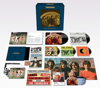 The Kinks Are The Village Green Preservation Society Deluxe Boxset