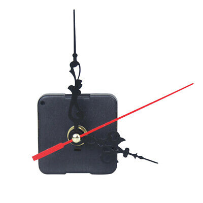 Replacement Quartz Clock Movement Mechanism DIY Repair Parts Pointed Hands UK