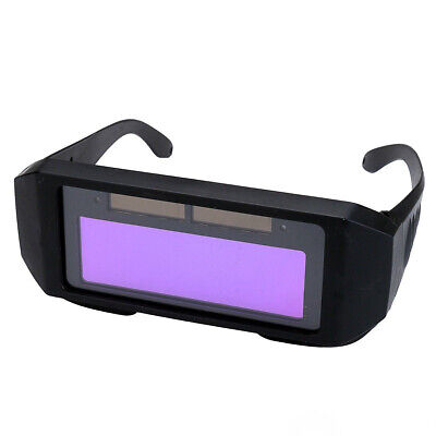 Auto Darkening LCD Welding Glasses Solar Goggles Mask Helmet Eye Protection UK
