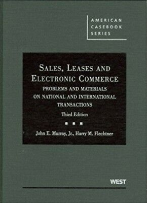 Sales Leases and Electronic Commerce: Problems & Materials on National Box66 08