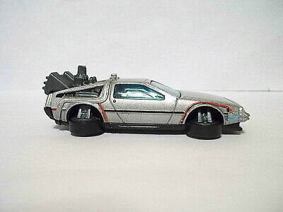 Hot Wheels Back To The Future Time Machine Delorean Hover Mode 1:64 Loose/New