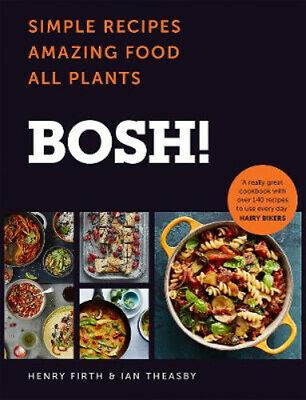 NEW BOSH! By Henry Firth Paperback Free Shipping