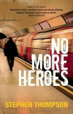 NEW No More Heroes By Stephen Thompson Paperback Free Shipping