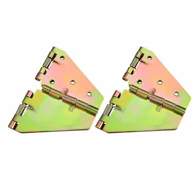 "Sturdy Leaf Folding List Hinge Support 4.5"" Furniture Kitchen Hinges Hardware"