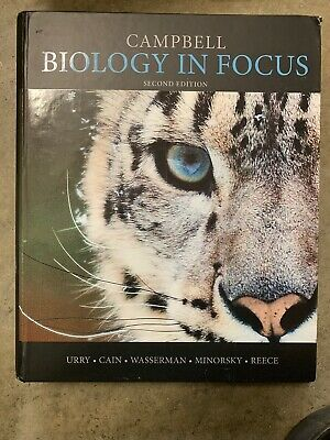 Campbell Biology in Focus by Peter V. Minorsky, Michael L. Cain, Jane B. Reece,