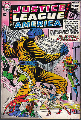 Justice League Of America Issue 20 By Dc Comics