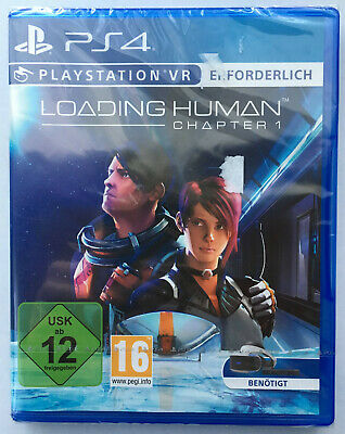 Loading Human - Chapter 1 Sony PlayStation 4 PS4 VR Spiel