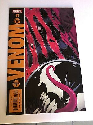 Venom #11 Dave Gibbons Watchmen Variant Cover Donny Cates Comic Book (Unread)