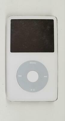 Apple iPod classic 5th Generation White A1136 30GB See Description YSZ9