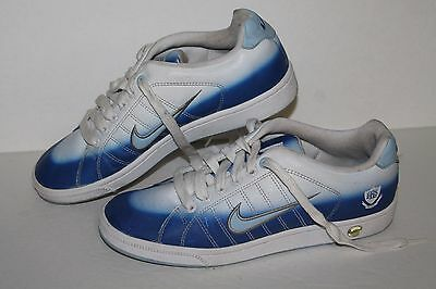7d35125d44375b NIKE WOMEN S COURT Tradition Athletic Sneaker Tennis Shoes Size 6 ...