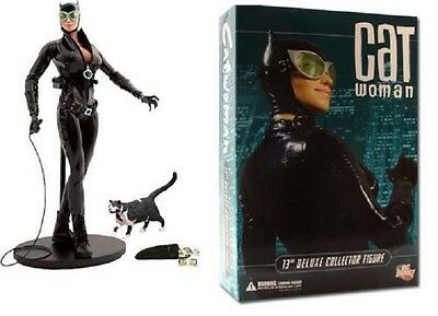 """DC Direct 13"""" 1:6 Scale Modern CATWOMAN Deluxe Figure 1:6"""