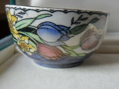 antique newcastle on tyne china bowl by MALING