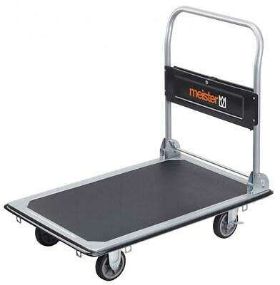 o26 Meister 8985400 Chariot plateforme Pliable 150 kg