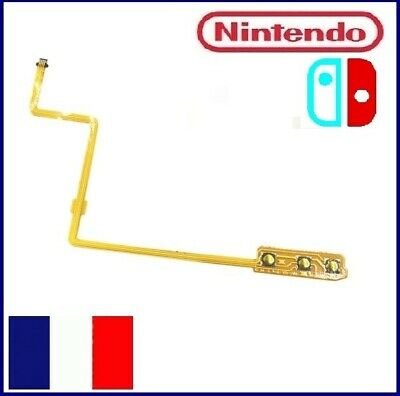 Nappe Bouton Power ON OFF et Volumes Nintendo Switch Flex - NEUF - FRANCE