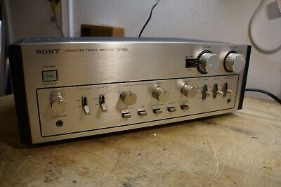 SONY TA-3650 Stereo Integrated Amplifier