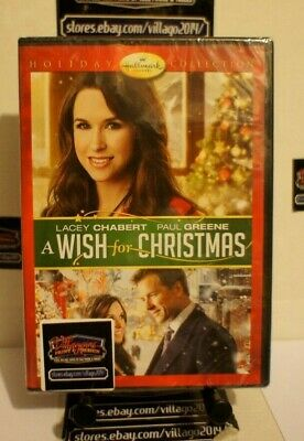 A Wish For Christmas NEW DVD FREE SHIPPING!!