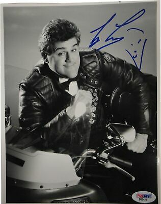 Jay Leno Hand Signed Autographed 6x9 Photo The Tonight Show PSA/DNA D32430