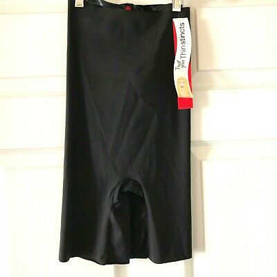 7edf0fe546d NWT! SPANX SZ M Black 2123 Trust Your Thinstincts High Waist Shaper ...