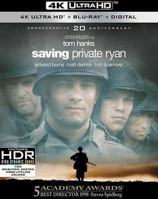 Saving Private Ryan New 4K Bluray