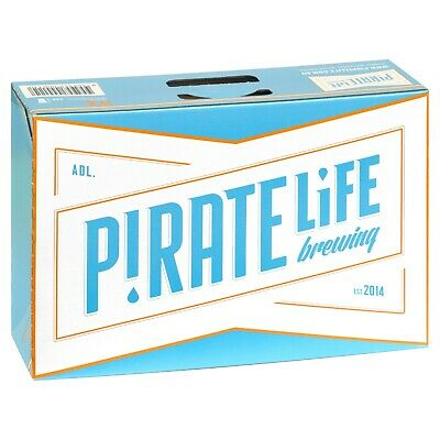 Pirate Life IPA Case 4x6x355ml Cans