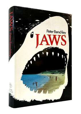 Peter Benchley – JAWS – First UK Edition 1974 – Andre Deutsch - 1st Book