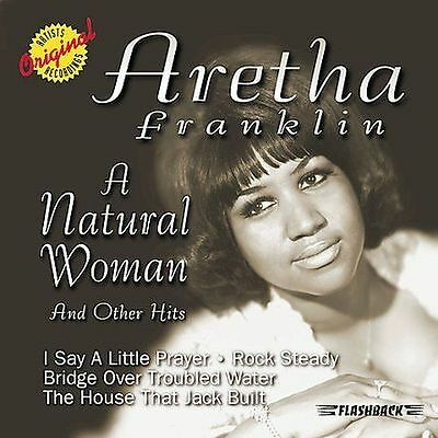 A Natural Woman & Other Hits Aretha Franklin Audio CD