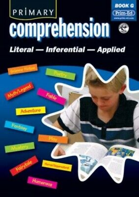 Primary Comprehension: Bk. G: Fiction and Nonfiction Texts (Paper...