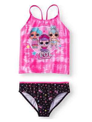 98ae2d0ed5 LOL SURPRISE SWIMSUIT & Beach Towel ~ New Summer Collection (Size 7 ...