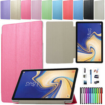 "Leather Smart Tablet Stand Flip Cover Case For 7"" 8"" Samsung Galaxy Tab A A6 S2"