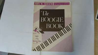 Good - The Boogie Book for Piano. - John W. Schaum Not stated Cover slightly gru